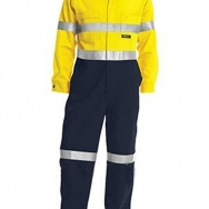cotton_Reflective_tape_industrial_security_workwear_UPF50