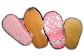 zapatillas para bebé