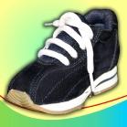 zapatilla para niños