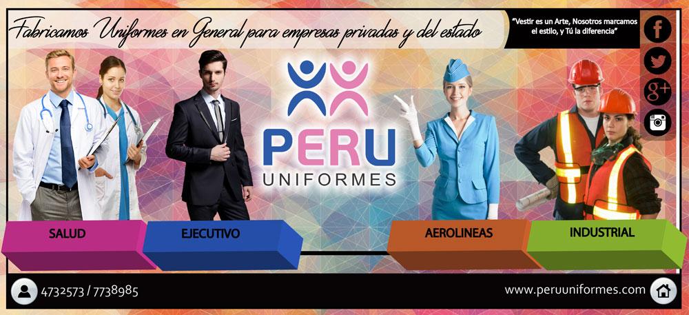 PERÚ UNIFORMES