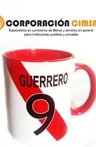TAZA GUERRERO