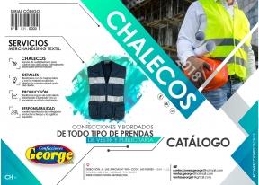 CATALOGO CHALECS