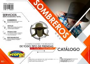 CATALOGO SOMBREROS