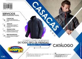 CATALOGO CASACAS