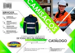 CATALOGO CAMISACOS