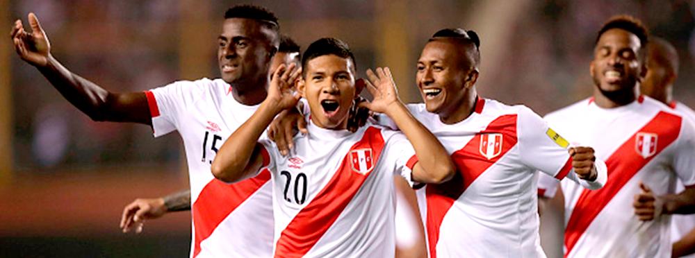 Camisetas de la Selección – Perú a Rusia 2018