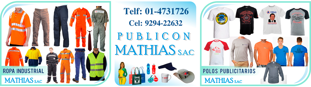Publicon Mathias SAC