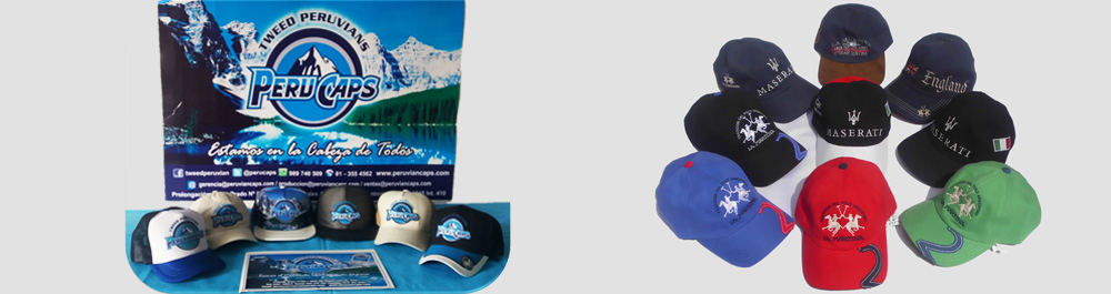 Peruvian Caps